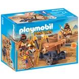 Playmobil Egyptisk Trupp med Ballista
