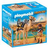Playmobil Egyptisk Krigare med Kamel
