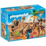 Playmobil Gravplundrarnas läger