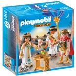 Playmobil Caesar och Kleopatra