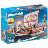 Playmobil Romerskt Krigsfartyg
