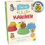Peliko Var är Lilla Kaninen - Årets Barnspel 2016