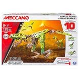 Meccano 10 Model Set Dinosaurs!