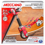 Meccano Starter Set Scooter