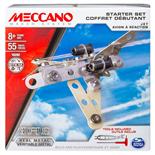 Meccano Starter Set Jet