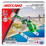 Meccano Starter Set Helicopter