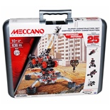 Meccano 25 Model Super Construction Set