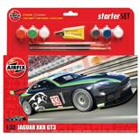Airfix Starter Set Jaguar XKR GT3
