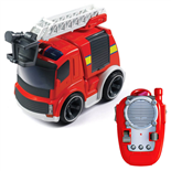 SilverLit Power in Fun I/R Fire Truck