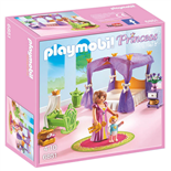 Playmobil Prinsesskammare med Vagga