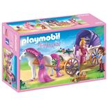 Playmobil Kungligt Par med Vagn