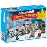 Playmobil Adventskalender Juveltjuv Polisjakt