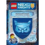 Kärnan LEGO Nexo Knights Riddarkoden Väpnarens Handbok