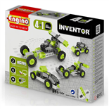 Engino Inventor 4-i-1 Cars Models