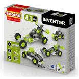 Engino Inventor 4-i-1 Cars Models