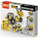 Engino Inventor 12-i-1 Industrial Models