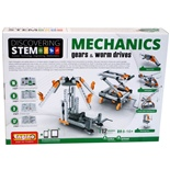 Engino Discovering Stem Mechanics Gears & Worm Drives