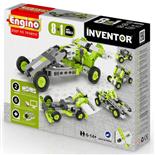 Engino Inventor 8-i-1 Cars Models