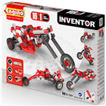 Engino Inventor 16-i-1 Bikes Models