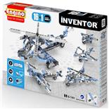 Engino Inventor 16-i-1 Aircrafts Models
