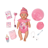 Zapf Creation Baby Born Interactive Docka Rosa