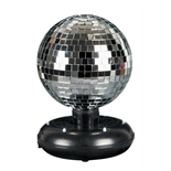 Music Discokula med LED-Belysning