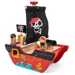 Le Toy Van Piratskepp
