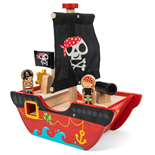 Le Toy Van Piratskepp Litet