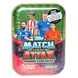 Topps Match Attax Premier League Pocket Tin 2016/2017