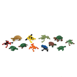 Safari Ltd Grodor & Sköldpaddor i Tub