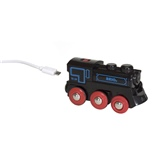BRIO Uppladdningsbart Lok 4WD