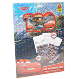 Disney Cars 100 Stickers Hologram