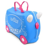 Trunki Resväska Princess Carriage Pearl