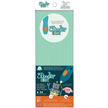 3Doodler Plastic Packs Mint 24-Pack