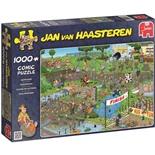Jan van Haasteren Pussel 1000 Bitar Mudracers