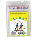 Prince August Karoliner Underofficer & Grenadjär