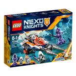 LEGO Nexo Knights Lances Dubbeltornerare