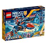 LEGO Nexo Knights Clays Falkjagare
