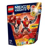 LEGO Nexo Knights Macy i Stridsutrustning