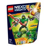 LEGO Nexo Knights Aaron i Stridsutrustning