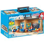 Playmobil Take Along Skola