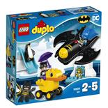 LEGO Duplo Äventyr med Batwing