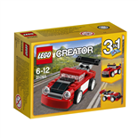 LEGO Creator Röd Racerbil