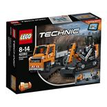 LEGO Technic Vägarbetare