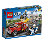 LEGO City Trubbel med Bärgningsbil