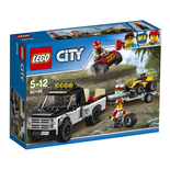 LEGO City Fyrhjulingsracerteam