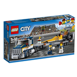 LEGO City Dragstertransport