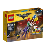 LEGO Batman The Movie Jokern Ballongflykt
