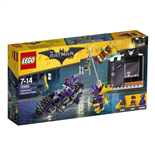 LEGO Batman The Movie Catwoman Catcyclejakt