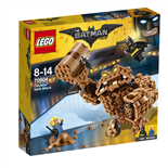 LEGO Batman The Movie Clayface Anfall